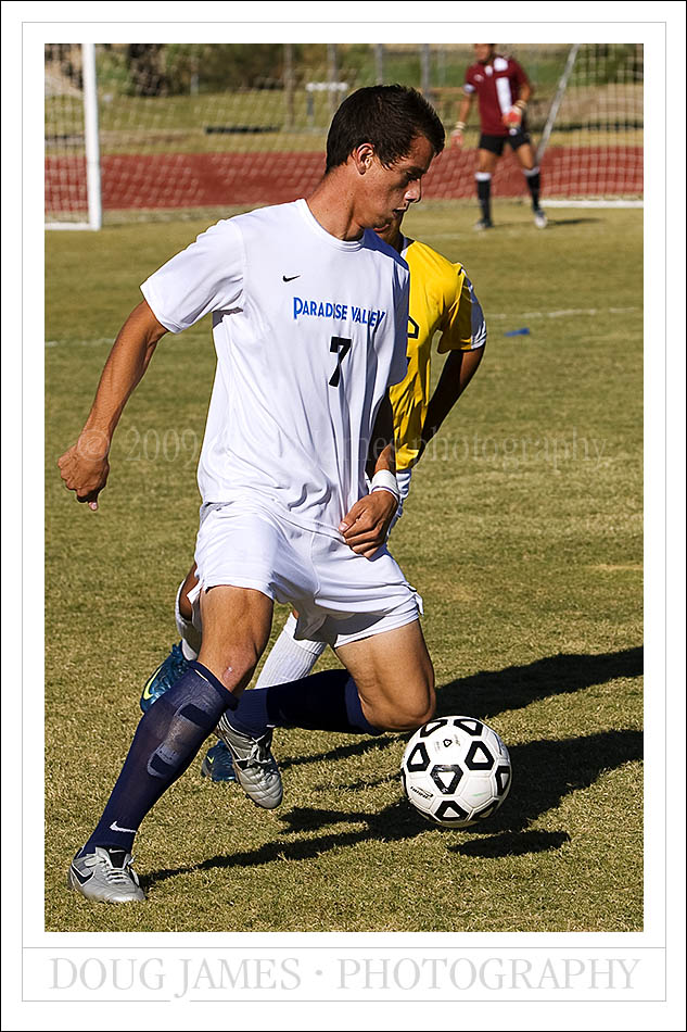 Mens Soccer - Paradise Valley Community College vs. Phoenix College