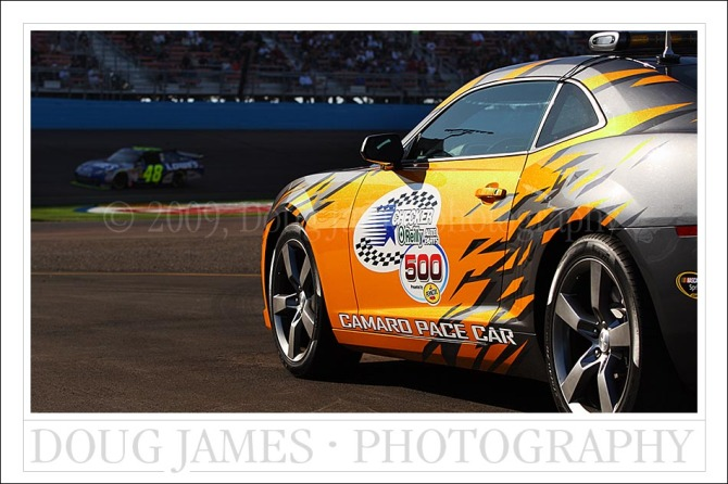 NASCAR Phoenix, Nov. 2009