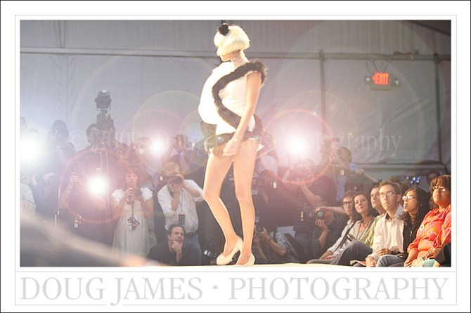 Scottsdale Fashion Week 2009  - Copyright Doug James Photography