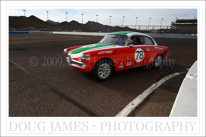 AZ SCCA 3rd Annual December Vintage Classic presented by Russo and Steele