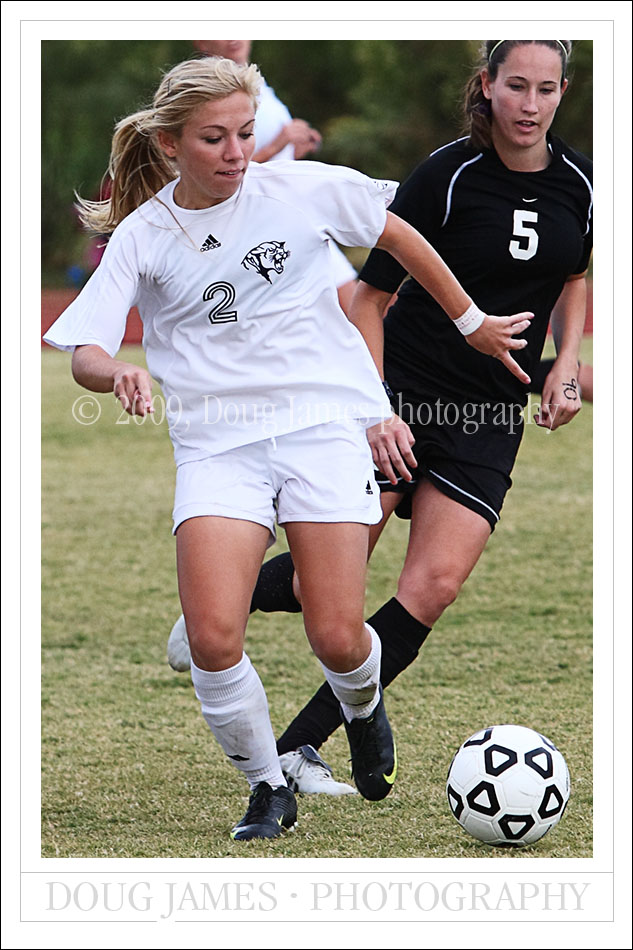 Paradise Valley Community College Woman's Soccer