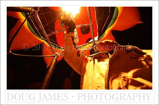 Cave Creek Arizona Hot Air Balloon Festival
