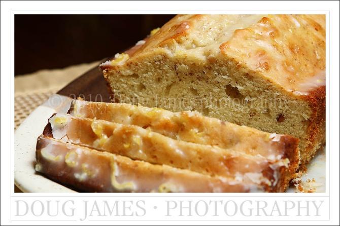 Doug James Photography (Lemon Bread)
