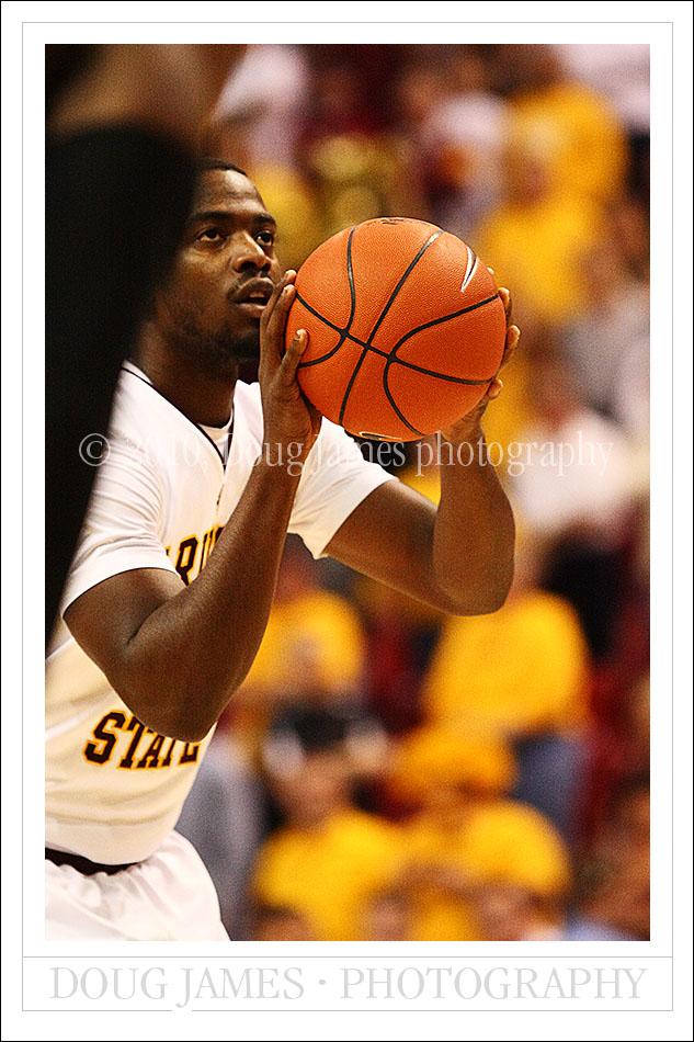 NCAA Basketball - Oregon State Ducks vs ASU Sun Devils