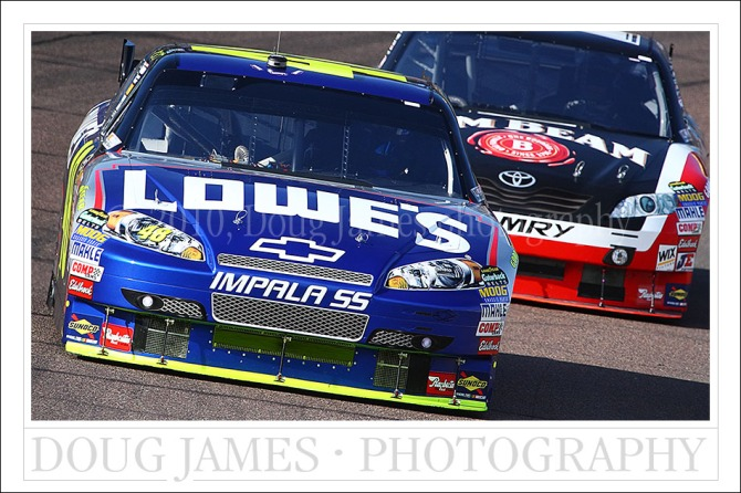2009 NASCAR Champion Jimmie Johnson