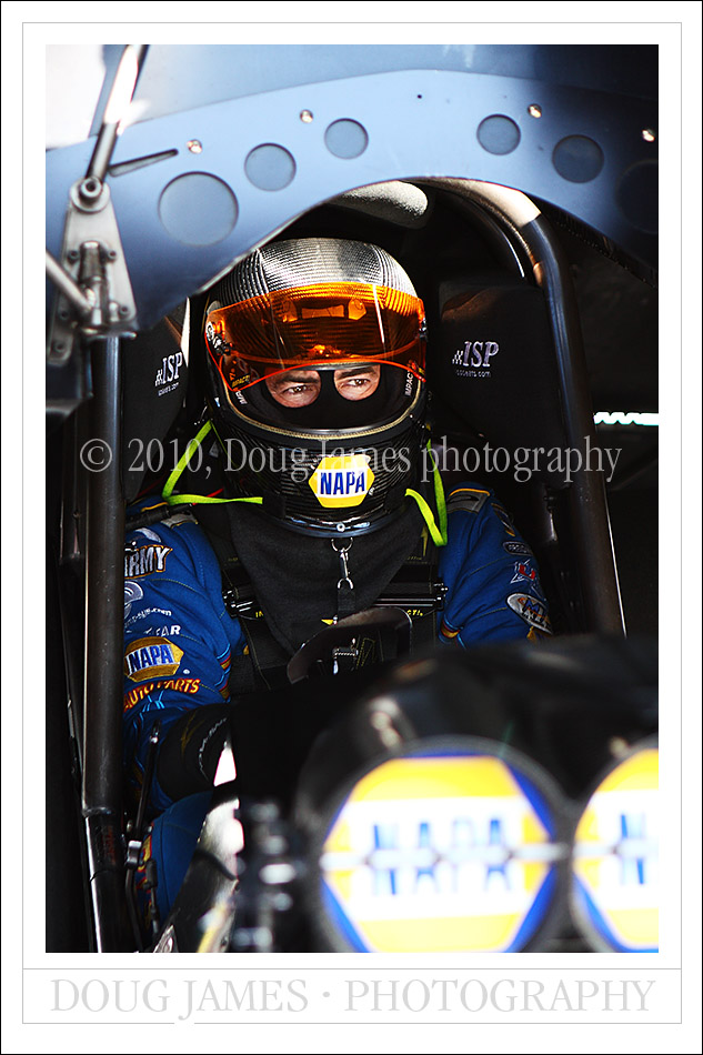 NHRA Drag Racing - The Drivers