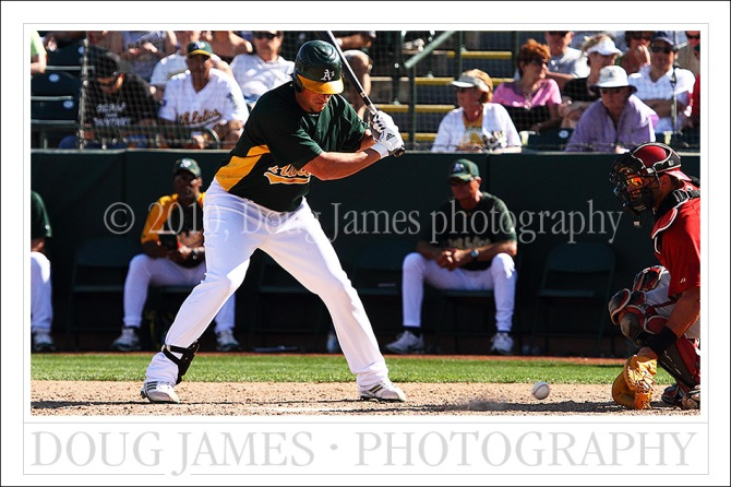 MLB: Spring Training - Arizona Diamondbacks at Oakland Athletics