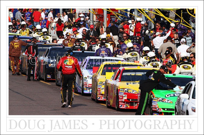 NASCAR Sprint Cup – SUBWAY Fresh Fit 600 April 10, 2010 Phoenix International Raceway
