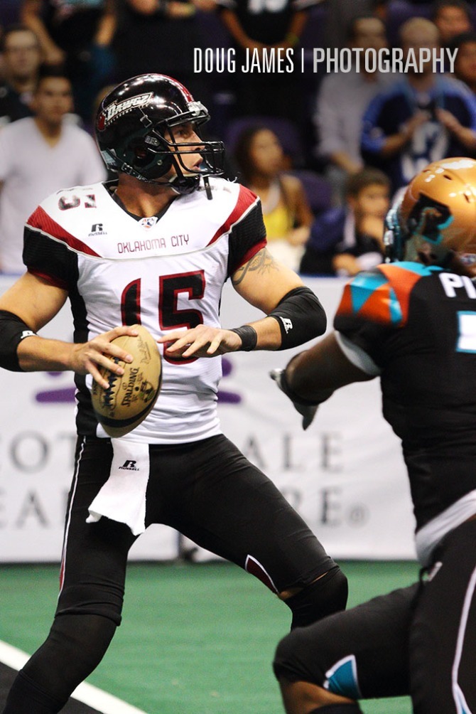 AFL: JUN 11 Yard Dawgz at Rattlers
