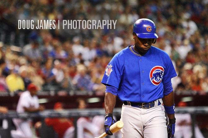 MLB: JUL 06 Cubs at Diamondbacks