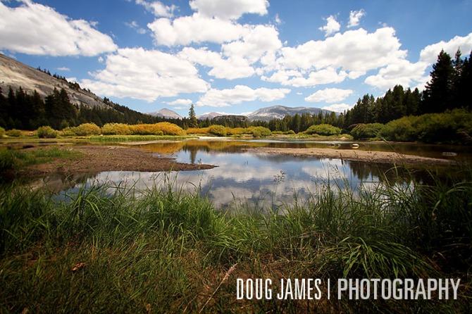 Yosemite National Park, Tuolumne Meadows