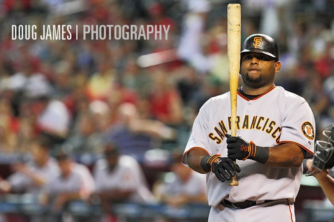MLB Baseball: San Francisco Giants at Arizona Diamondbacks