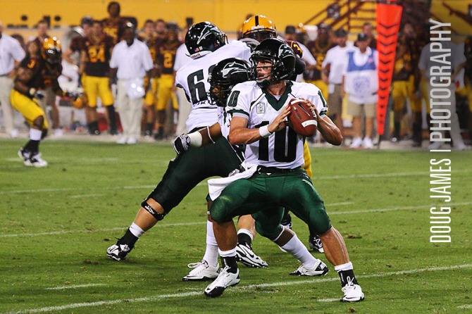 NCAA FOOTBALL: SEP 04 Portland State at Arizona State