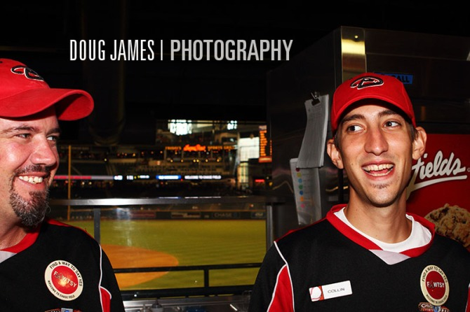 Chase Field Vendor Portraits