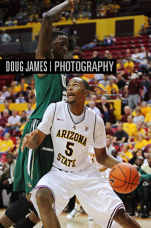 NCAA BASKETBALL: NOV 20 UAB at Arizona State