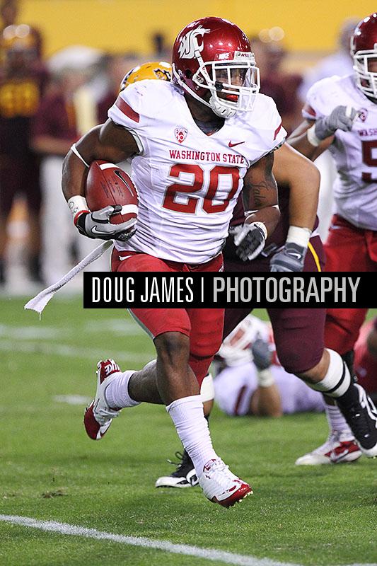 NCAA FOOTBALL: OCT 30 Washington State at Arizona State