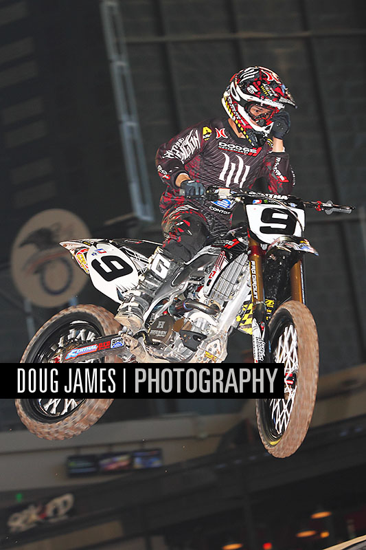 2011 Monster Energy AMA Supercross from Phoenix Arizona