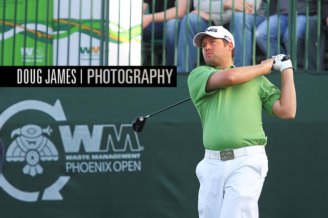 PGA: FEB 05 Waste Management Phoenix Open - continuation of the second Round/Third Round