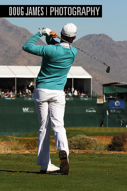 PGA: FEB 04 Waste Management Phoenix Open - Day Two