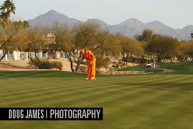PGA: FEB 06 Waste Management Phoenix Open - 4th Round