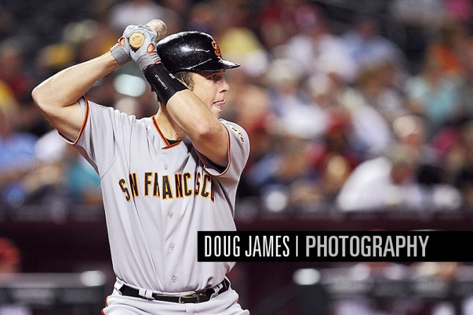 MLB: APR 15 Giants at Diamondbacks