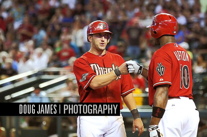 MLB: MAY 22 Twins at Diamondbacks