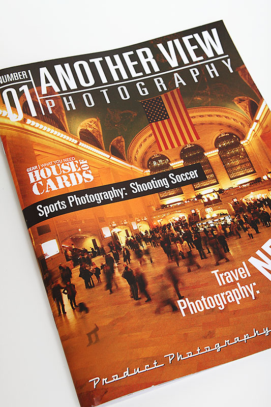 Another View Photography magazine, issue 01