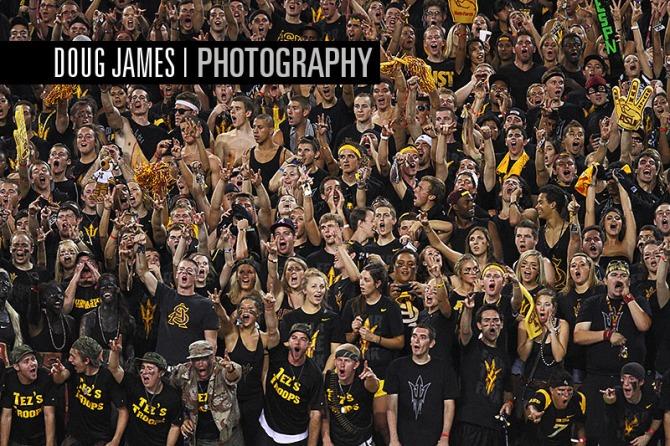 NCAA FOOTBALL: SEP 09 Missouri at Arizona State