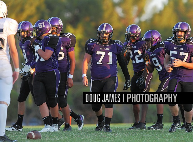 HS JV Football: SEP 15 - Pinnacle at North Canyon