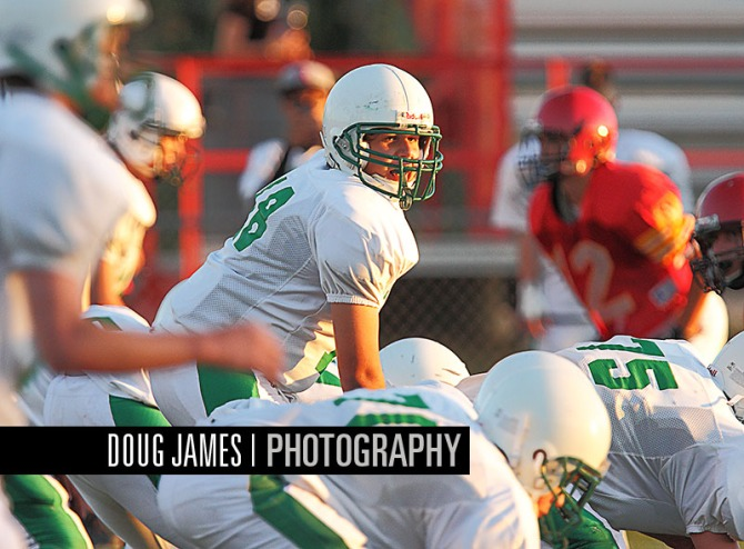 Sunnyslope at Chaparral Freshman Football