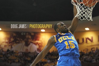 NCAA BASKETBALL: JAN 26 UCLA at Arizona State