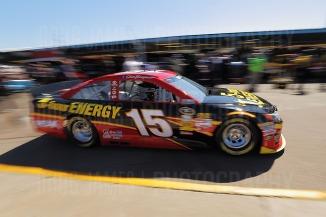 AUTO: MAR 01 NASCAR - Sprint Cup Series - Subway Fresh Fit 500 Practice